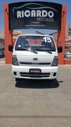 Kia Bongo 2.5 Diesel 4x2 Turbo Diesel ano 2015