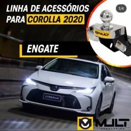 Engate Reboque Corolla 2020 2021
