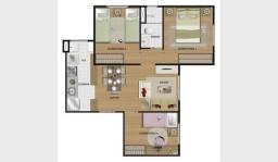 Apartamento todo mobiliado, 3 dormitórios, excelente apartamento