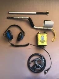Detector de Metal Sea Hunter Mark 2 Aquático Profissional