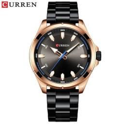 Relógio masculino importado original Curren luxo lindíssimo