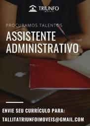 Vagas- Auxiliar Administrativo Triunfo Imóveis Teresina