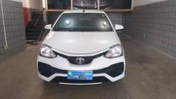 Toyota/ETIOS HB X 1.3 L AT 2018