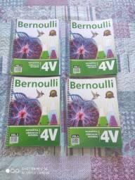 Coleção de Livros Bernoulli 4v