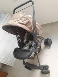 Carrinho de bebe galzerano reversível unissex