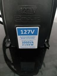 Transformador 3000va - 2100w - 110/220v