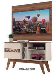 Mega Oferta Compre Rack com Painel Para TV Até 43 Polegadas