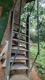 Escada 8 degraus