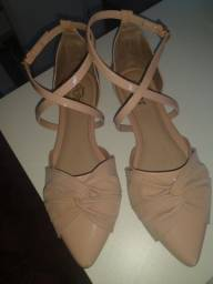Sapatos e calcinhas