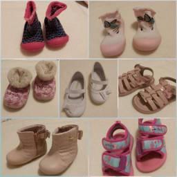 Combo Sapatos Menina