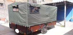 Vendo trailer para camping