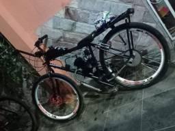 Bicicleta Motorizada!