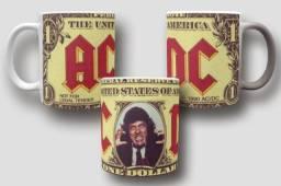 Caneca Polímero AC/DC
