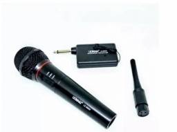 Microfone Profissional Sem Fio Lelong Le-996w