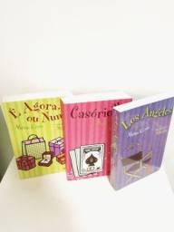 Kit livros da autora Marian Keyes: Casório?! Los Angeles e É agora ou nunca