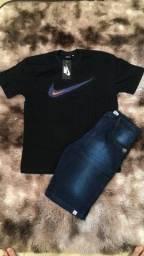 Camisa básica e time - Primera linha