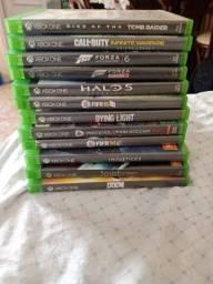 Jogos Xbox One - negociável