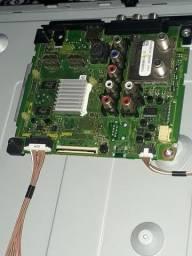 Vendo placa principal da TV Panasonic modelo  TC 32A400oB funcionando 100% já testado