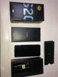 Samsung S20 plus 128gb - Novo