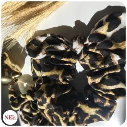 Scrunchie ou frufru de cabelo!