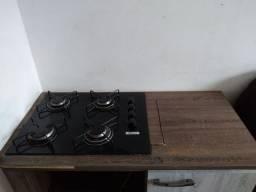 Vendo balcão e fogão cooktop