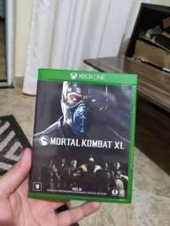 Jogo Mortal Kombat XL Em Mídia Física