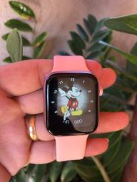 Smartwatch Iwo Hw66 ( Lançamento 2021, faz e recebe chamadas )
