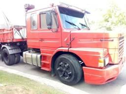 Scania 112hs ano 88...troca em truck ou cavalo trucado.