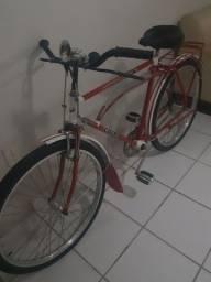 Bicicleta Caloi 1980 em excelente estado