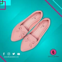 Seja consultora de sapatilhas