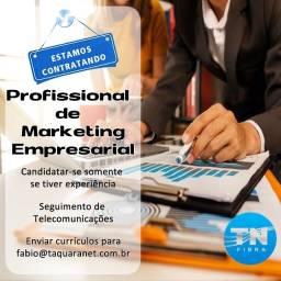Profissional de Marketing Empresarial