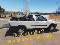 Socorro e Transporte de Moto