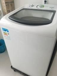 Lavadora de roupas consul 9 kg, estado de nova , com retirada no local.