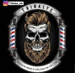 Tribalys Barbearia e Studio Tattoo