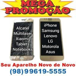 Preço Baixo! Trocar Telas de Celular, Tabletes e Notebook é com a NotNet Informática!