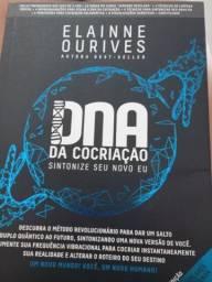 Livro dna cocriação elaine ourives 10 reais NOVO