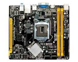 Kit processador +placa mãe+memória