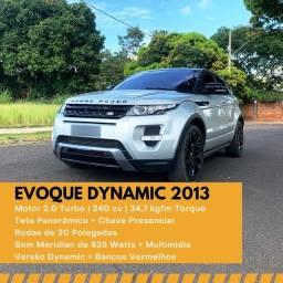 Evoque Dynamic 2013