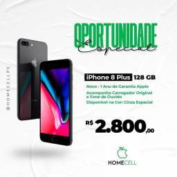 iPhone 8 Plus 128gb Novo