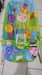 Cadeira de descanso pra bebê menino ou menina