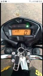 Moto 125 ou 150