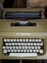 Máquina de escrever , raridade