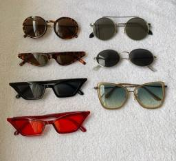 Kit óculos de sol