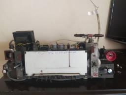 Rádio Philips fr 680 a stereo com entrada Aux phono