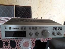 Amplificador Gradiente M-166  Ótima qualidade de som.
