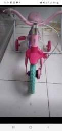 Bicicleta  feminina baby