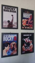 Quadros Rocky Balboa