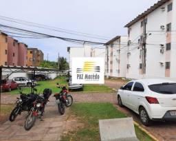 Residencial Antônio Galvão. Apartamento com 2 quartos pronto para morar em Jardim Atlântic