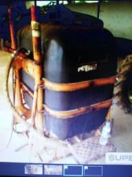 Pulverizador jacto 600