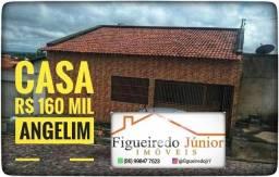 Casa - Venda - Residencial Dignidade - Bairro Angelim - Zona Sul